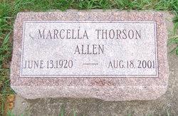 Marcella <i>Thorson</i> Allen