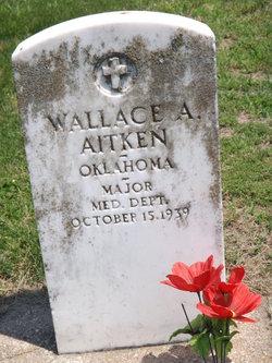Maj Wallace A. Aitken