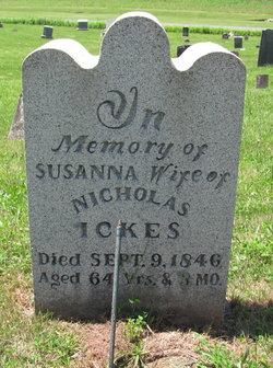 Susanna <i>Loy</i> Ickes