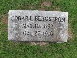 Edgar L. Bergstrom