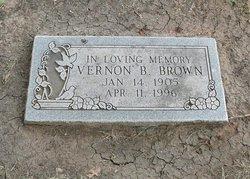 Vernon B Brown
