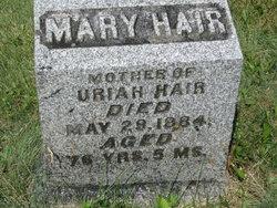 Mary Polly <i>Raplee</i> Crosby