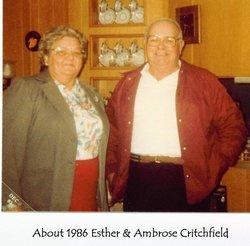 Ambrose Critchfield