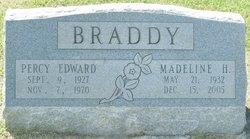 Madeline Frances <i>Cooper</i> Braddy