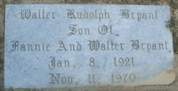 Walter Rudolph Bryant