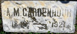 Ann Margaret <i>Barkdoll</i> Gardenhour