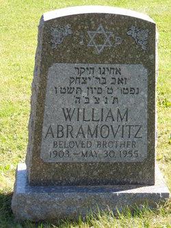 William Abramovitz