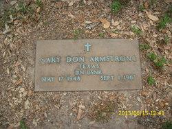 Gary Don Armstrong