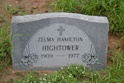 Zelma <i>Hamilton</i> Hightower