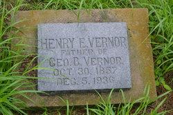 Henry Enloe Vernor