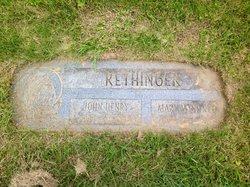 John Henry Rethinger