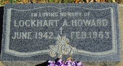 Lockhart A. Howard