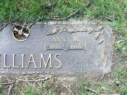 Anna Maria <i>Hass</i> Williams