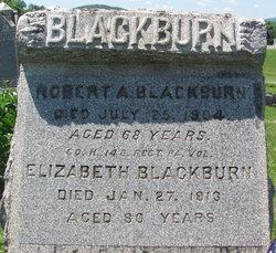 Robert A. Blackburn