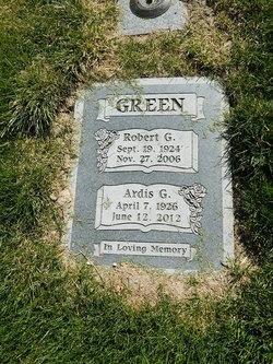 Ardis <i>Garrard</i> Green