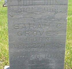 Sarah C. <i>Smith</i> Groves