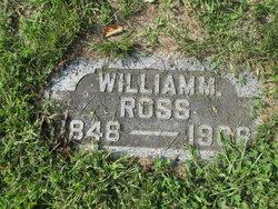 William M Ross