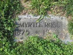 Myrtle Ross