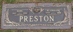 Lorraine <i>Glass</i> Preston
