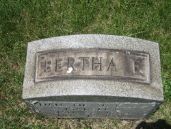 Bertha Evaline Wertzbaugher