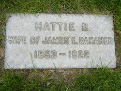 Harriet B Danaher