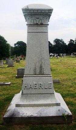 Elisabeth <i>Lenertz</i> Haerle