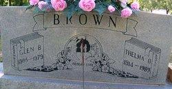 Thelma O Brown