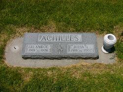 Julia Irene <i>Brammell</i> Achilles