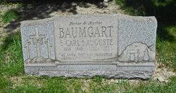Auguste <i>Foth</i> Baumgart