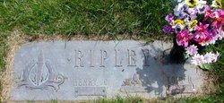 Lois Florabelle <i>Newberry</i> Ripley