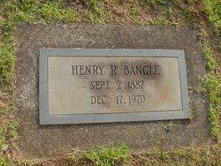 Henry Robert Bangle