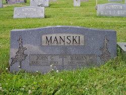 Marian L <i>Whitehead</i> Manski