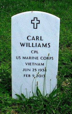 Carl Carnera Williams