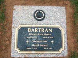 Winona Fern Mimi <i>Moore</i> Bartran