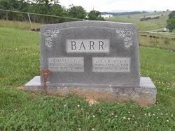 Lucy Belle <i>Botkin</i> Barr