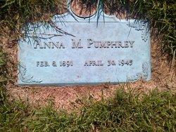 Anna May <i>Franklin</i> Pumphrey