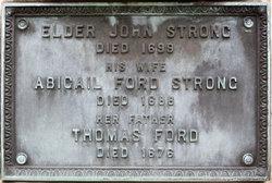 Elder John Strong