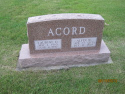 Alvin Walter Acord