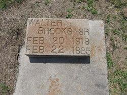 Walter Brooks, Sr