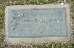 Jesse Eli Hamilton