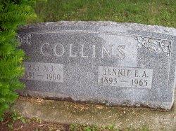Jennie E. A. <i>Weller</i> Collins
