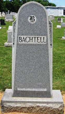 Hetty Elizabeth <i>Hahn</i> Bachtell