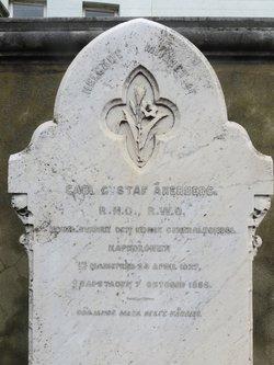 Carl Gustav Akerberg