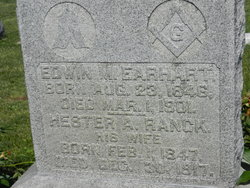 Hester A <i>Ranck</i> Earhart