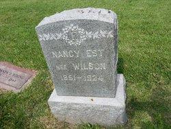Nancy <i>Wilson</i> Est