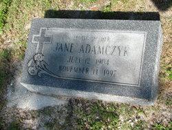 Jane Adamczyk