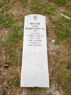 Bennie Lee Robinson, Sr