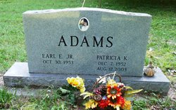 Patricia <i>K</i> Adams