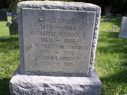 Alfred Crocker