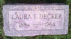 Laura A. <i>Fields</i> Decker
